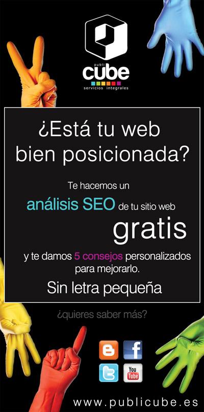 banner vertical posicionamiento WEB SEO