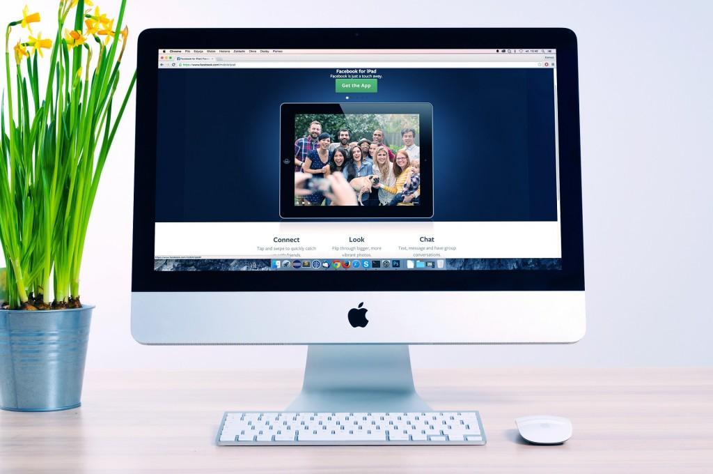 aplicación web